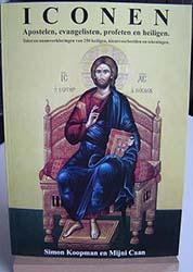 Boek Iconen: Apostelen, Evangelisten, profeten en heiligen